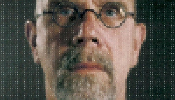 CHUCK CLOSE: New Work