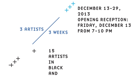 3 Artist / 3 Weeks
