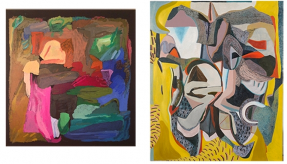 Judith Dolnick: paintings