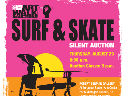 Venice Family Clinic / Surf and Skate Auction