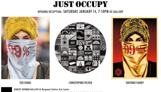 JUST OCCUPY