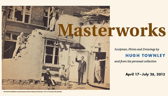 Masterworks: Sculpture, Prints & Drawings by Hugh Townley