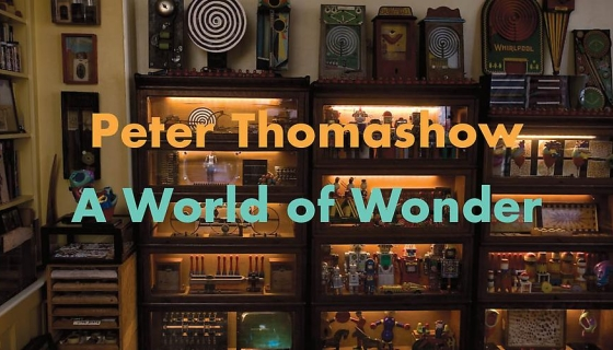 COLLECTOR'S SHOW II - Peter Thomashow: A World of Wonder