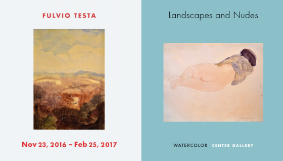 Landscapes & Nudes - CENTER GALLERY