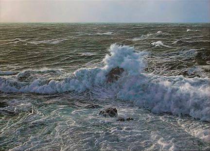 Alfredo Navarro Secret of the Sea