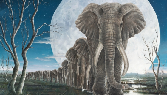 Original Work by Robert Bissell