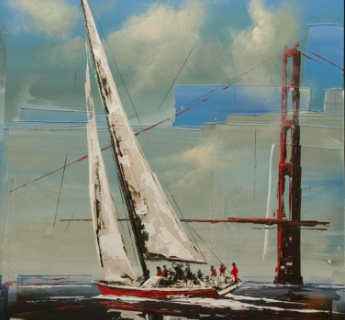 Thomas Easley Sailing Series