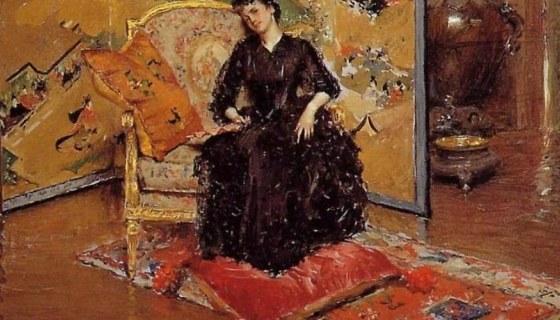 Chase Inside and Out: The Aesthetic Interiors of William Merritt Chase
