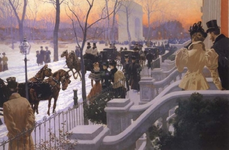 Homage to the Square: Picturing Washington Square, 1890 – 1965