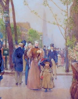 Paintings of New York: 1800 to 1950