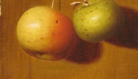 The Apple of America:  The Apple in 19th Century American Art