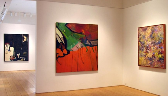 Bella Pacifica: Bay Area Abstraction, 1946-1963: A Symphony in Four Parts
