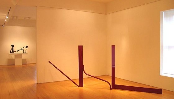 Jules Olitski & Anthony Caro: Making Art as Naked as Possible, 1964-1978