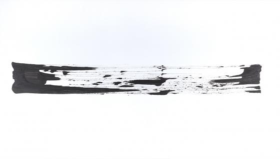 Francisco Ugarte: Three Lines, One Square