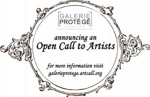 Open Call exhibition sponsored by Galerie Protégé and Artefuse
