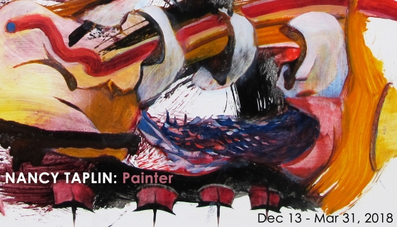 NANCY TAPLIN: Painter