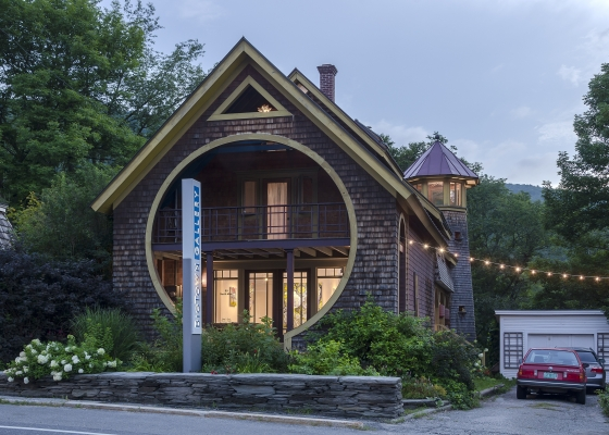 BigTown Gallery, Art New England Magazine's pick for travelers into Vermont this fall!