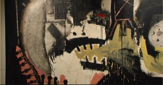 VIDEO: Open Studio with Jared Brown| Interview with Roberto Diago