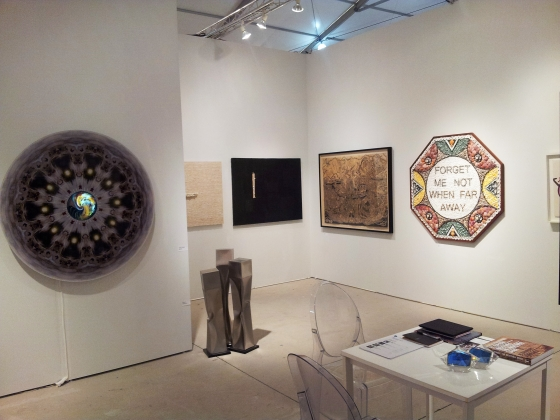 Magnan Metz Gallery at Art Miami (A15) & Art Miami Context (E59)