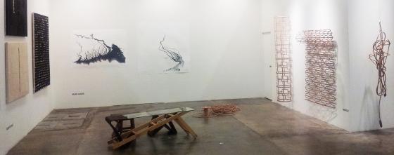 Magnan Metz Gallery at ARTBO 2014