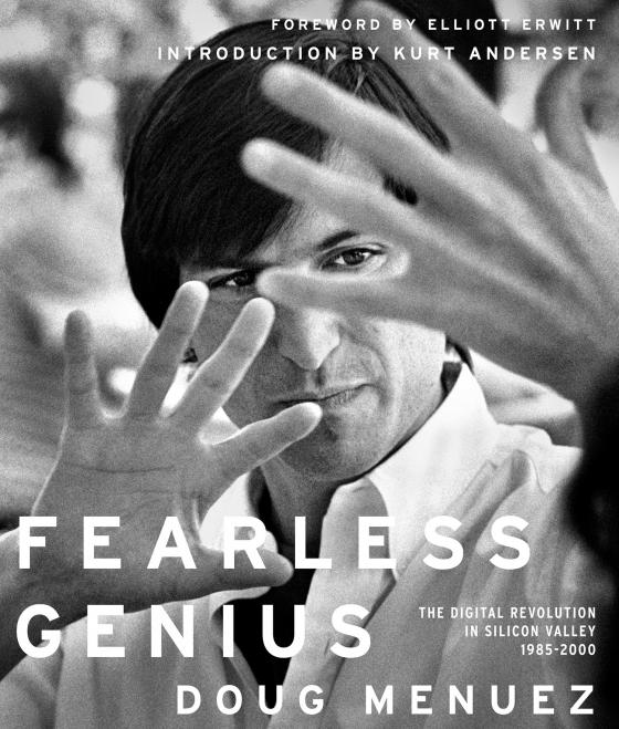 Doug Menuez - Book Signing & Artist Talk