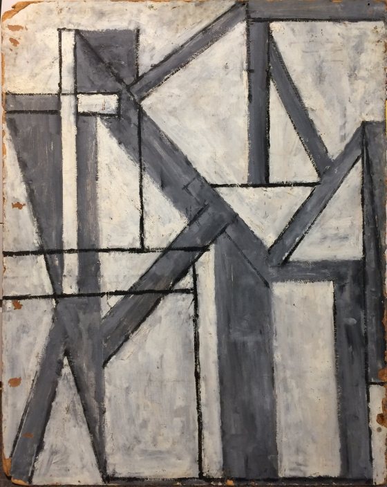 Exhibition of work by historic American Abstract Expressionist Fritz Bultman opens in New Orleans