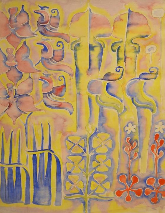Walter Anderson at Octavia Art Gallery