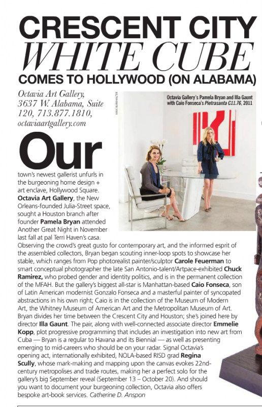 Crescent City White Cube Comes to Hollywood