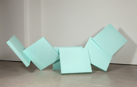 """Unfathomable and Infinite: """"Alluvial Constructs"""" at Octavia Art Gallery"""