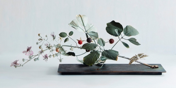 Carmen Almon Creates Beguiling Floral Sculptures with Nail Scissors and Pliers