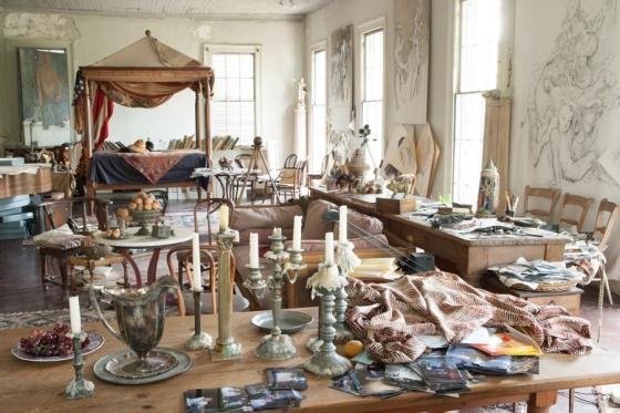 Tina Freeman: Artist Spaces
