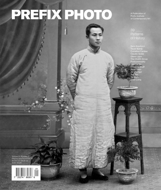 SARA ANGELUCCI ILLUSTRATED ESSAY IN THE CURRENT ISSUE OF PREFIX PHOTO