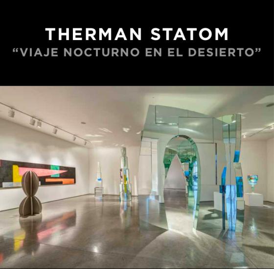 Therman Statom: Viaje Nocturno En El Desierto