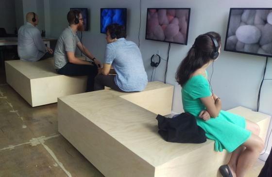 "Noah Klersfeld ""Pillow"" featured on ARTnews"