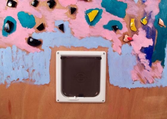 """Jennifer Sullivan: """"House Cat"""" opening featured on Art F City"""