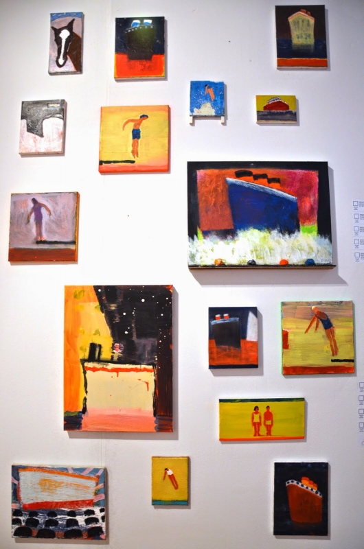 Katherine Bradford and Cristina de Miguel on Two Coats of Paint