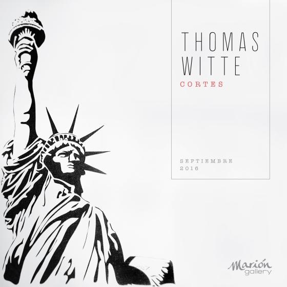 Thomas Witte at Marión Gallery - Panamá