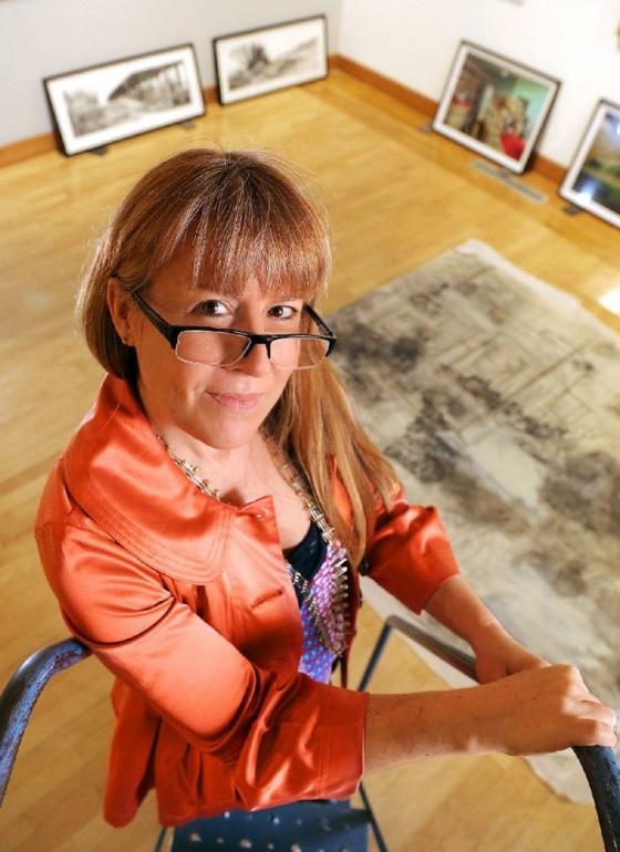 Elizabeth K. Garvey Jurys Major Exhibition in Little Rock