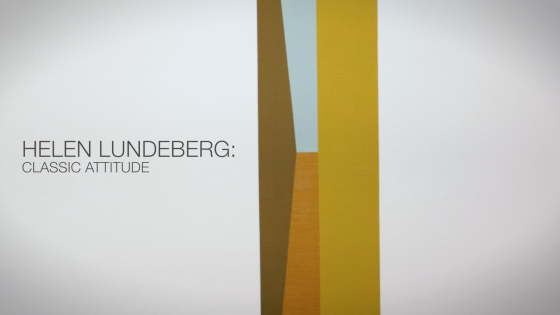 "Video | ""Helen Lundeberg: Classic Attitude"""