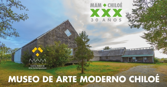 Press Release | Error de Gravedad at MAM Chiloé