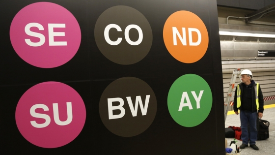 New York's Long-Awaited Second Avenue Subway Finally Leaves The Station