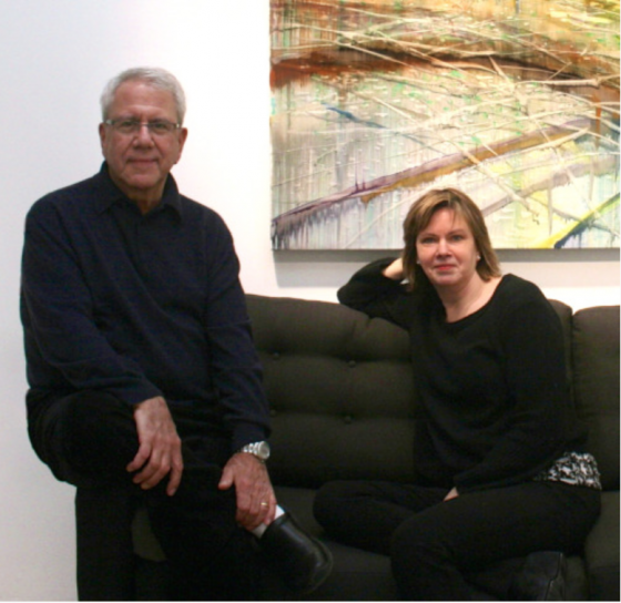 ADAA Gallery Chat with Renato Danese and Carol Corey