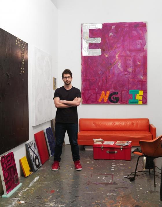 Samuel Jablon Studio Visit on MTV's RE:DEFINE