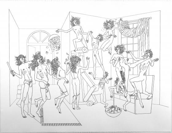 """Summer of Love"" featured in BLOUIN ARTINFO"