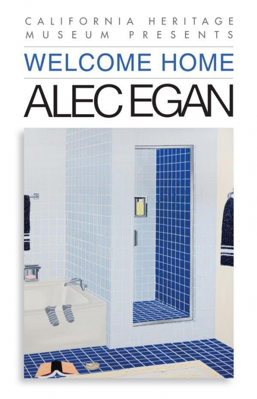 """Alec Egan """"Welcome Home"""" Exhibition Opening Friday, March 17"""