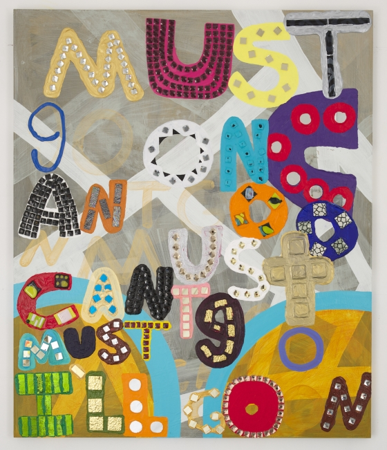 """Samuel Jablon's """"Word:Play"""" reviewed in Art-Rated"""