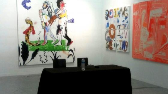 Freight+Volume at Art Miami New York 2015