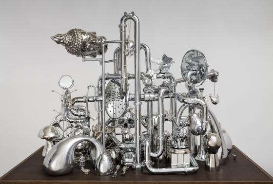 David Baskin's 'The Speculative Gaze' featured at ArtDaily