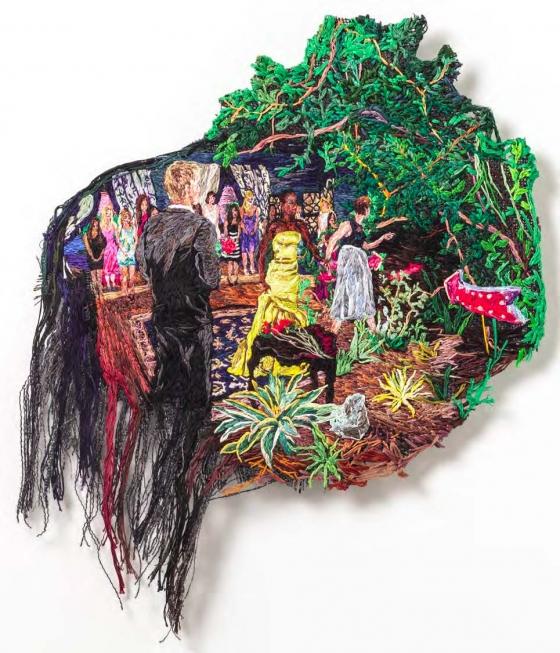 Sophia Narrett featured in Studio International