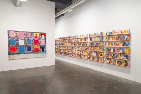 """Ezra Johnson - """"It's Under the Thingy"""" reviewed in ArteFuse"""